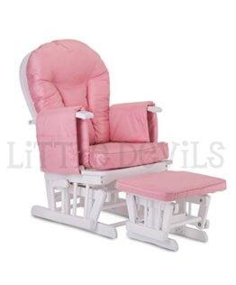 Still- und Schwangerschaftssessel in rosa